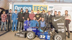 2014 Oregon Tech Racing Team